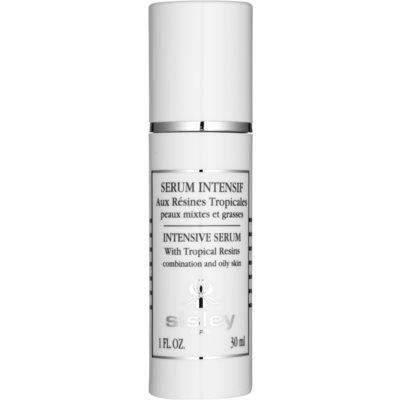 Sisley Intensive Serum With Tropical Resins розгладжувальна сироватка для редукції недосконалості шкіри