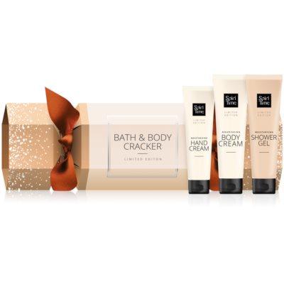 SpiriTime Bath and Body Christmas Cracker подарочный набор I. для женщин