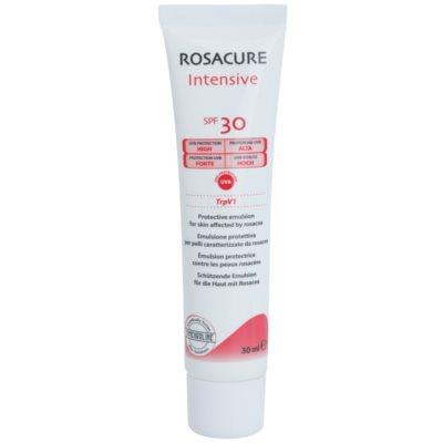Synchroline Rosacure Intensive emulsja ochronna do skóry wrażliwej, skłonnej do zaczerwienień SPF 30