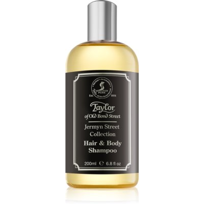 Taylor of Old Bond Street Jermyn Street Collection shampoo corpo e capelli