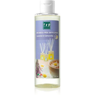 THD Ricarica Lavanda & Camomilla recarga de aroma para difusores