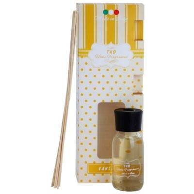 THD Home Fragrances Vanilla difusor de aromas con esencia
