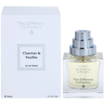 The Different Company Un Parfum De Charmes & Feuilles eau de toillete unisex
