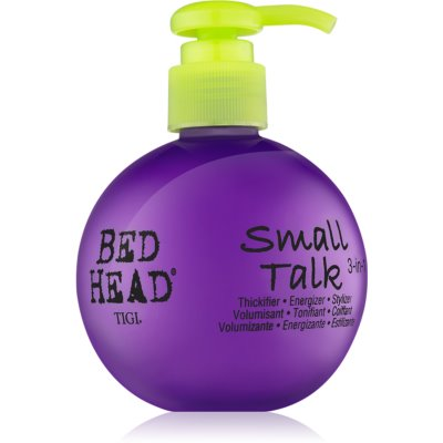 TIGI Bed Head Small Talk creme gel para dar volume