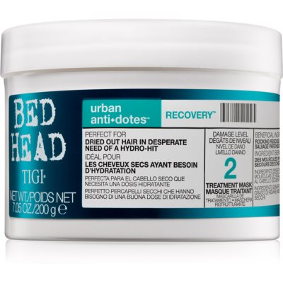 TIGIBed Head Urban Antidotes Recovery