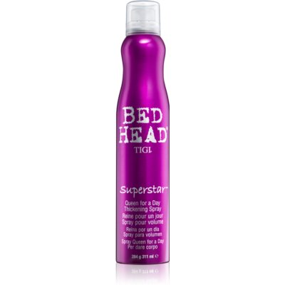 TIGI Bed Head Superstar spray volume et forme