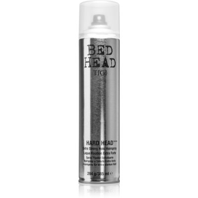 TIGI Bed Head Hard Head laque cheveux fixation forte