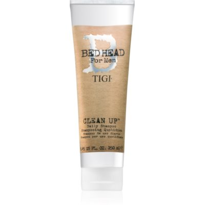 TIGI Bed Head B for Men Clean Up Shampoo for Everyday Use