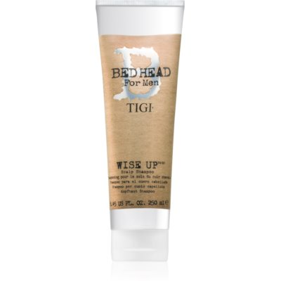 TIGI Bed Head B for Men Wise Up shampoing purifiant pour homme