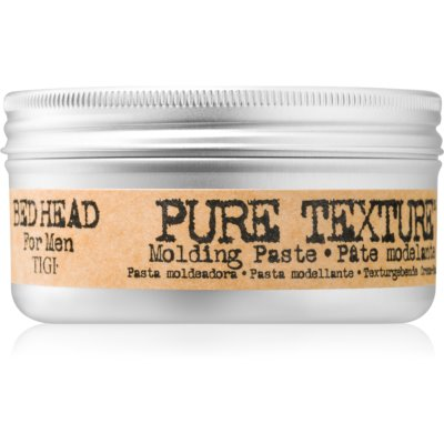 TIGI Bed Head B for Men Pure Texture pâte modelante définition et forme