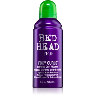 TIGI Bed Head Foxy Curls Extreme Curls Mousse