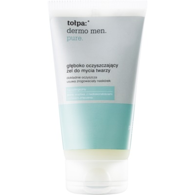 Tołpa Dermo Men Deep-Cleansing Gel for Face