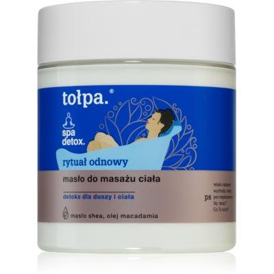 Tołpa Spa Eco Relax masło do ciała do bardzo suchej skóry