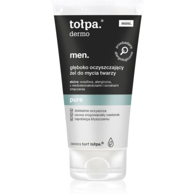 Tołpa Dermo Men Pure Deep-Cleansing Gel for Men