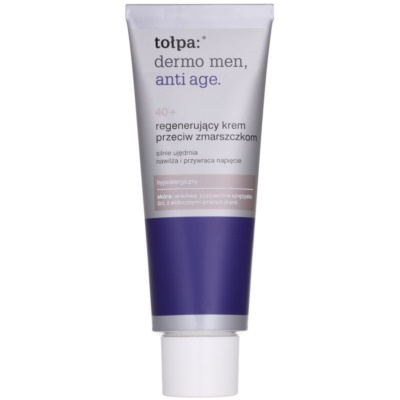 Tołpa Dermo Men 40+ Restoring Cream with Anti-Wrinkle Effect