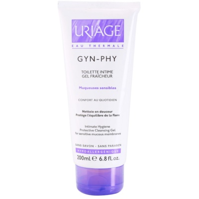 Uriage Gyn- Phy Refreshing Gel for Intimate Hygiene