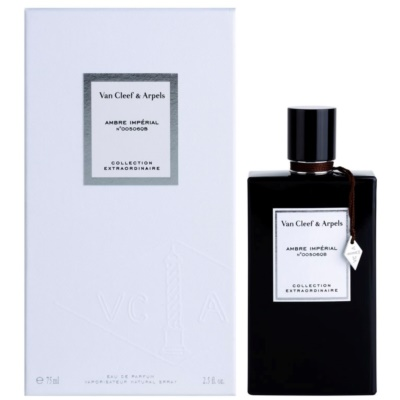 Van Cleef & ArpelsCollection Extraordinaire Ambre Imperial