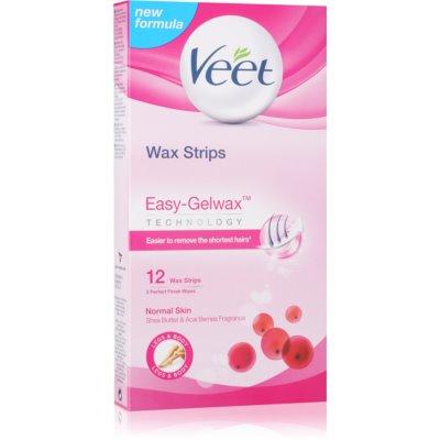 VeetWax Strips