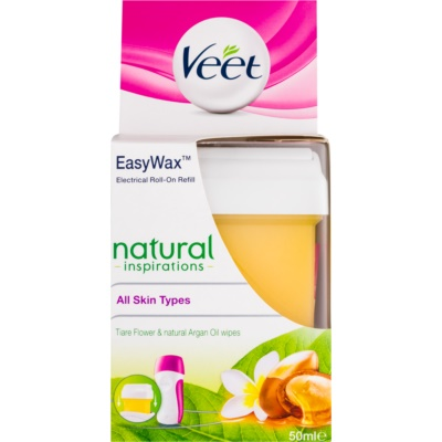 Veet EasyWax Ersatz-Wachsfüllung für das elektronische Epilationsset