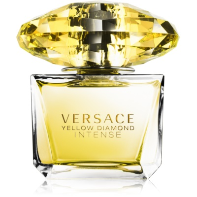 Versace Yellow Diamond Intense eau de parfum da donna