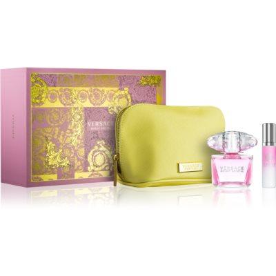 Versace Bright Crystal подарочный набор IX. для женщин