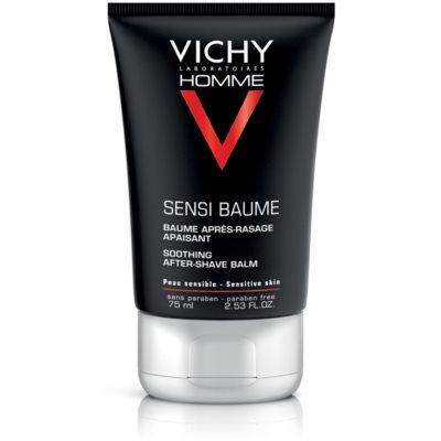 Vichy Homme Sensi-Baume бальзам після гоління для чутливої шкіри