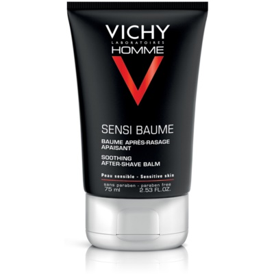 Vichy Homme Sensi-Baume balsam po goleniu dla cery wrażliwej