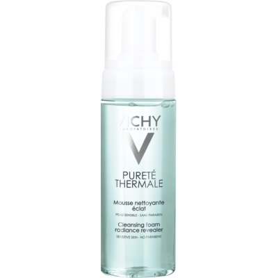 Vichy Pureté Thermale Cleansing Foam with Brightening Effect