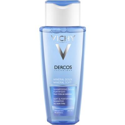 Vichy Dercos Mineral Soft mineralisierendes Shampoo zur täglichen Anwendung