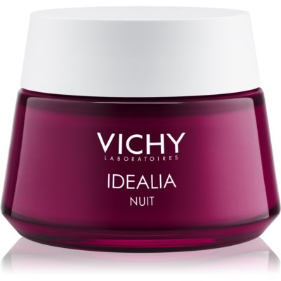 Vichy Idéalia Regenerating Night Light Balm