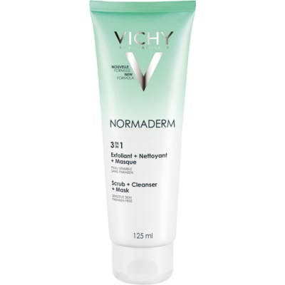 Vichy Normaderm Cleansing Care For Oily And Problematic Skin