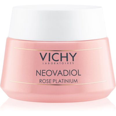 Vichy Neovadiol Rose Platinium Illuminating and Bronzing Day Cream for Mature Skin
