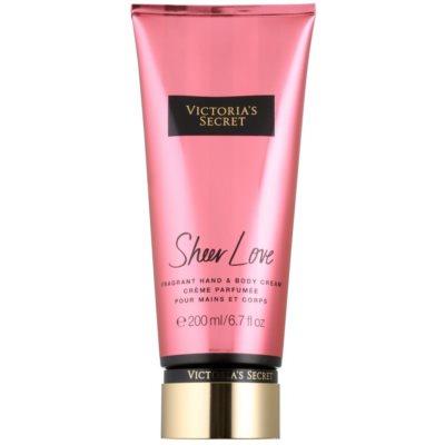 Victoria's SecretSheer Love