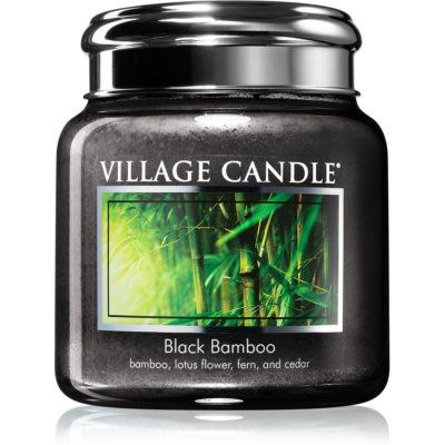 Village CandleBlack Bamboo