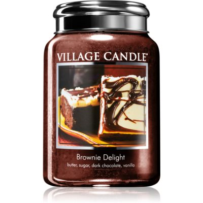 Village CandleBrownie Delight