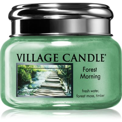Village CandleForest Morning