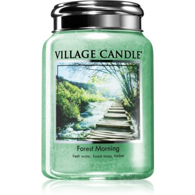 Village CandleForest Morning