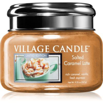 Village CandleSalted Caramel Latte