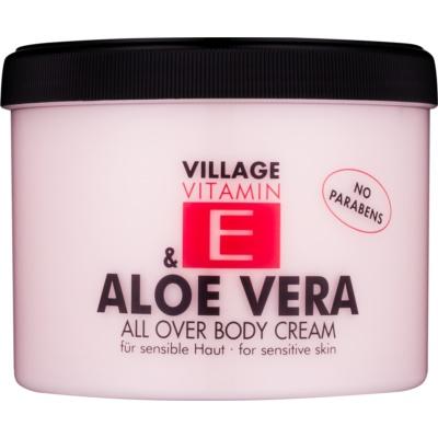 VillageVitamin E Aloe Vera