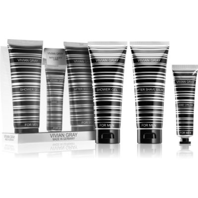 Vivian Gray For Men kit di cosmetici I.