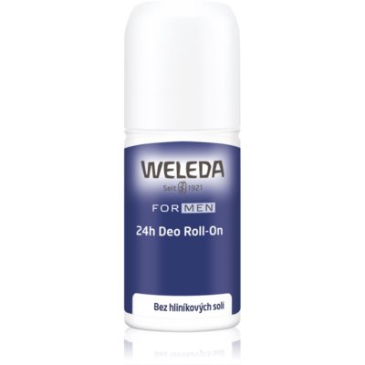 Weleda Men dezodorant roll-on brez aluminijevih soli 24 ur