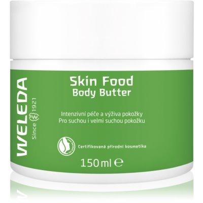 Weleda Skin Food masło do ciała o intensywnym działaniu do skóry suchej i bardzo suchej