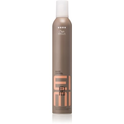 Wella Professionals Eimi Shape Control Styling Mousse For Fixation And Shape