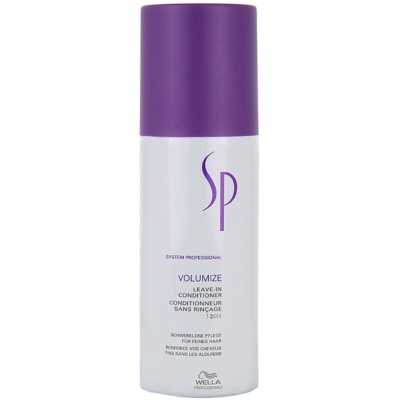 Wella Professionals SP Volumize Leave - In Conditioner