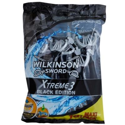 Wilkinson Sword Xtreme 3 Black Edition jednorázová holítka