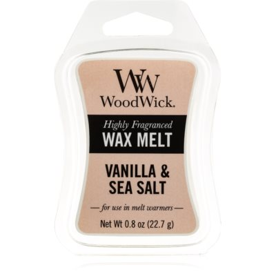 WoodwickVanilla & Sea Salt