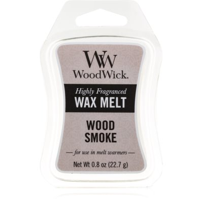 Woodwick Wood Smoke wax melt