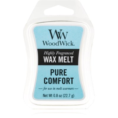 Woodwick Pure Comfort duftwachs für aromalampe