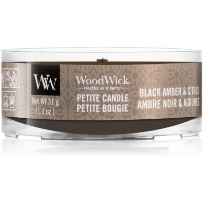 WoodwickBlack Amber & Citrus