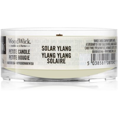 WoodwickSolar Ylang